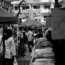 last day of puasa at Jalan Tar